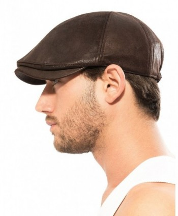 ililily Vintage Hunting Newsboy Stretch in Men's Newsboy Caps