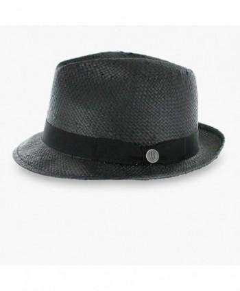 Hats Belfry Straw Goon Open Weave in Men's Fedoras