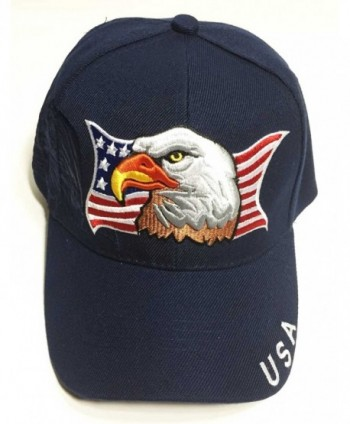 Patriotic American Eagle Flag Baseball