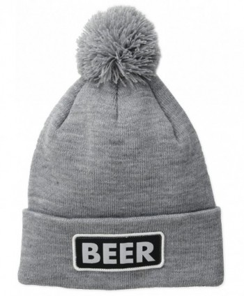 Coal Men's Vice Grey Beer Beanie - Heather Grey (Beer) - C911J45KZBD