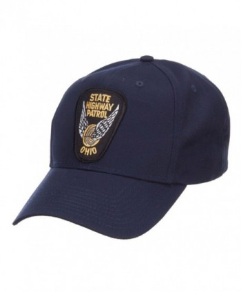 E4hats State Highway Patrol Patch