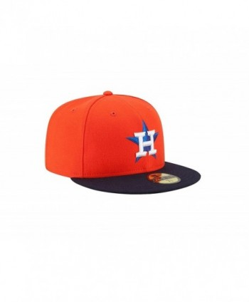 New Era 70362310 Orange 7 375 in Men's Baseball Caps