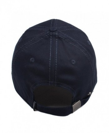 CACUSS Sailing Structured Baseball Adjustable in Men's Baseball Caps