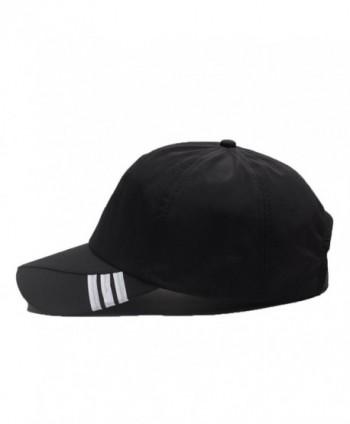 FayTop Unisex Baseball Outdoor H17B001 black in Men's Sun Hats