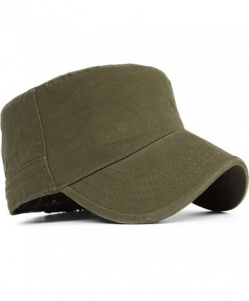 REDSHARKS Cadet Military Unisex Profile in Men's Baseball Caps