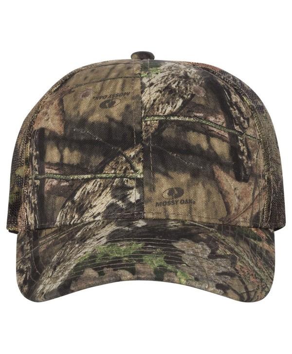 Outdoor Cap Mesh Back Cap - Mossy Oak Country Girl - C0182WGGTI9