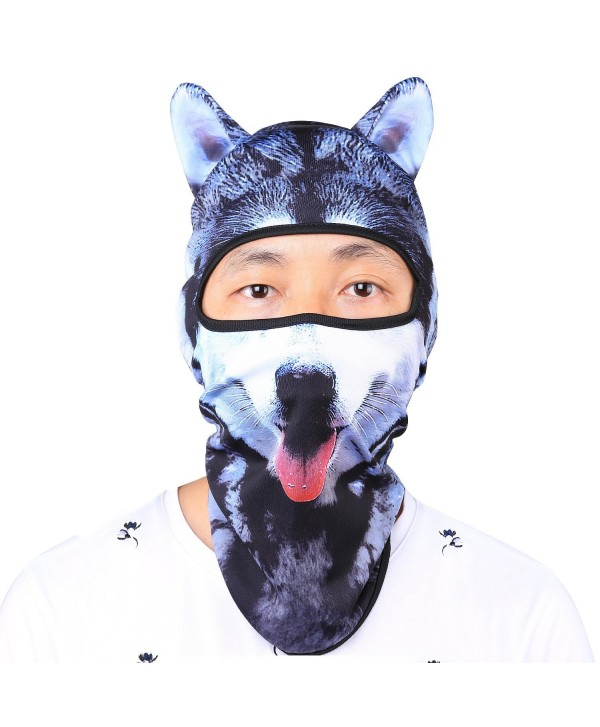 Oumers Balaclava Breathable Motorcycle Halloween - Husky Form - CR185A90QCR