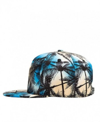 Connectyle Vintage Coconut Fashion Snapback in Men's Baseball Caps