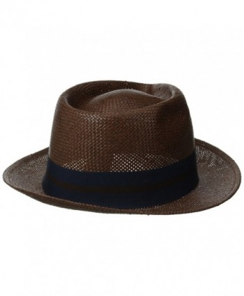 Brixton Baxter Fedora Brown X Small