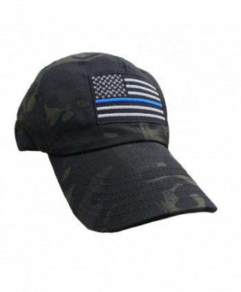 Rogue American Blue Line Hat - Black Multicam - CT18C0GOXIG