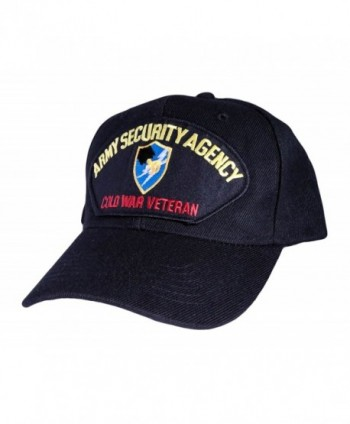 Army Security Agency Cold War Veteran Cap - CV17YI4WLLA