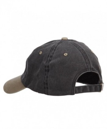Kayak Embroidered Washed Two Tone in Men's Baseball Caps