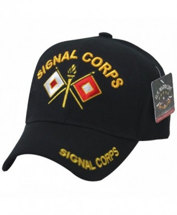 Signal Corps Military Hat Authentic in Men's Baseball Caps