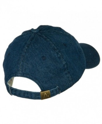 Denim Blue Size Fits Most in Men's Baseball Caps