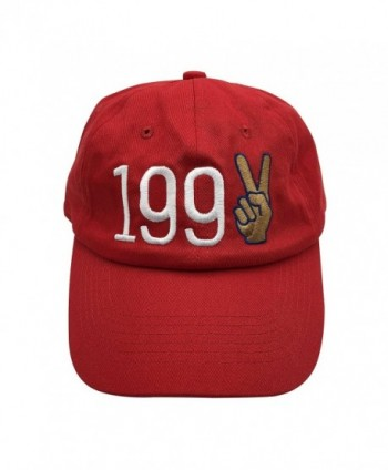 Baseball Embroidered Adjustable Snapback Cotton in Men's Baseball Caps