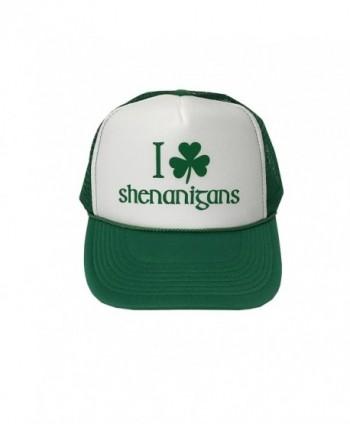 Shamrock Shenanigans Patricks Campaign Adjustable