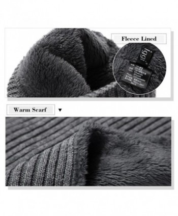 d13bd03ef64 Available. SIGGI 2 Piece Wool Knit Hat   Scarf Sets Fleece Lined Winter Beanie  Neck ...