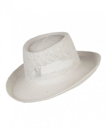 MG Gambler Shape Toyo Hat in Men's Sun Hats