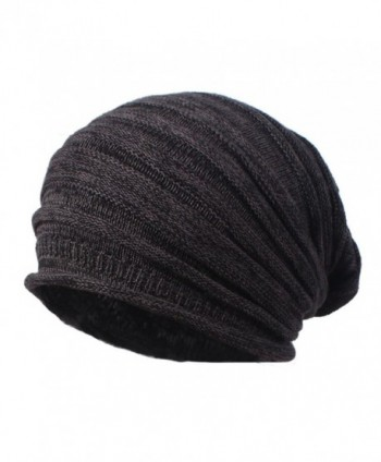 Kenmont Autumn Winter Outdoor Knitted in Men's Skullies & Beanies