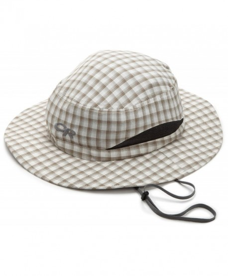 Outdoor Research Men's Sol Hat - Walnut Plaid - CL116CWZ5GL