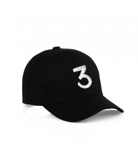 FAVOLOOK Baseball Embroider Casquette Adjustable - Black - CW186YMG46C