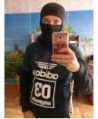 JIUSY Black Balaclava Breathable Motorcycle