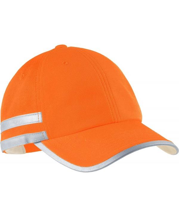 CornerStone Men's 107 Safety Cap - Safety Orange - CV11CO2VGH5