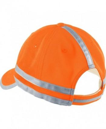 CornerStone Mens Safety OSFA Orange