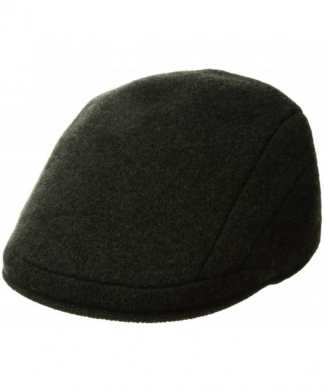 Kangol Men's Wool 507 Cap - Hunter Mix - CM17YINETUW