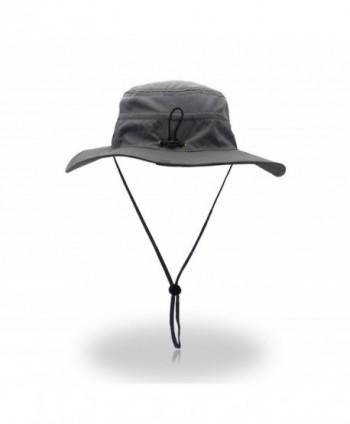 YOYEAH Outdoor Boonie Bucket Fishing in Men's Sun Hats