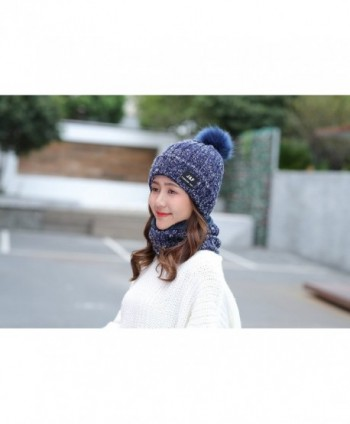 IRELIA Womens Knitted Fleece Beanie