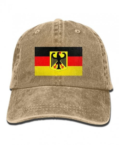 MCWO GRAY Deutschland Adjustable Casquette - Natural - CC189CS9H53