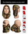 balaclava Adjustable Outdoor Windproof Balaclavas in Men's Balaclavas