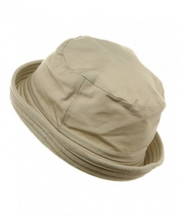 MG Washed Twill Fashion Hat Khaki