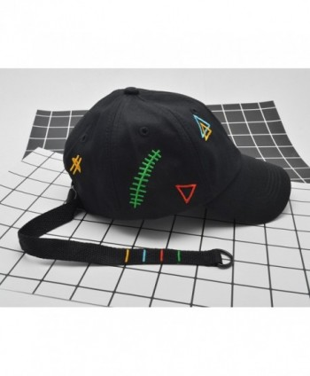 EASTER BARTHE Embroidery Embroidered Adjustable in Men's Baseball Caps