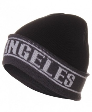 American Cities Unisex Angeles Letters