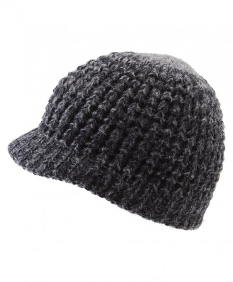 Dohm The Super Soft Hat Merino Wool Winter Hat By Icebox Knitting - Coal -  CA112EPYO6R 2cfc15ba34f
