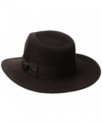 Indiana Jones Brown Fedora Medium
