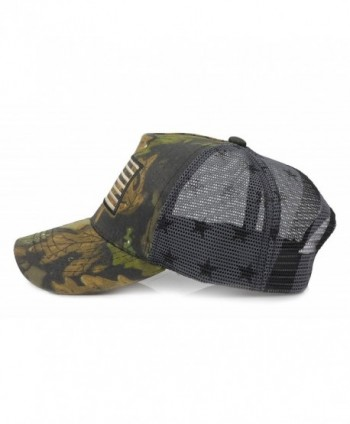 American Embroidered Tactical Baseball Snapback