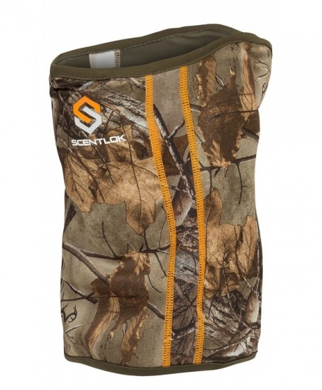 Scent-Lok Men's Full Season Multi-Paneled Gaiter - Mossy Oak Country - CW122OK70VR