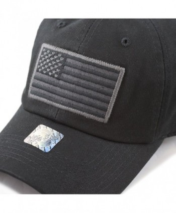Profile Tactical Operator Buckle Black 2 in Men's Baseball Caps