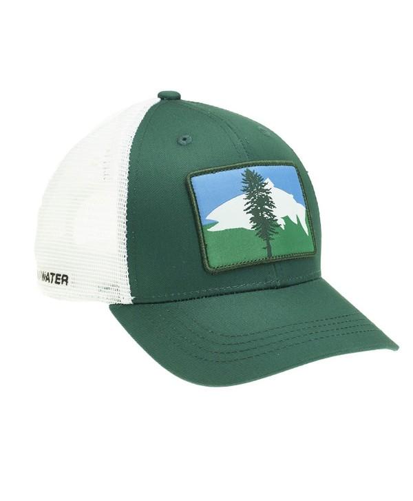 RepYourWater Cascadia Mesh Back Hat - C1184TLQGDM