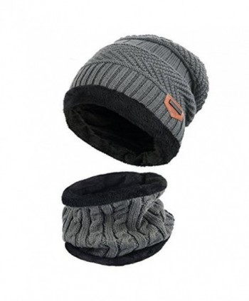 Azornic Knitted Beanie Circle Outdoor