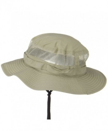 Side Mesh Talson Bucket Hat