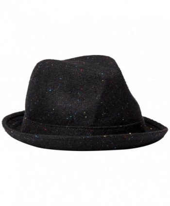 Goorin Bros. Men's Rebel Fedora - Black - CL11VWAI39X