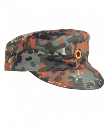 Heerpoint Reproduction Flecktarn Camouflage Baseball in Men's Baseball Caps