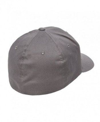 Flexfit Yupoong Cotton Twill Fitted in Men's Baseball Caps
