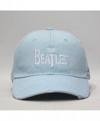 Beatles Classic Adjustable Baseball Pepper