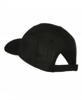 Solid Linen Pro Style Cap