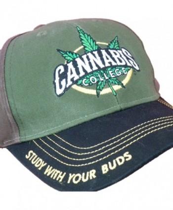 Capsmith Cannabis Marijuana Themed College